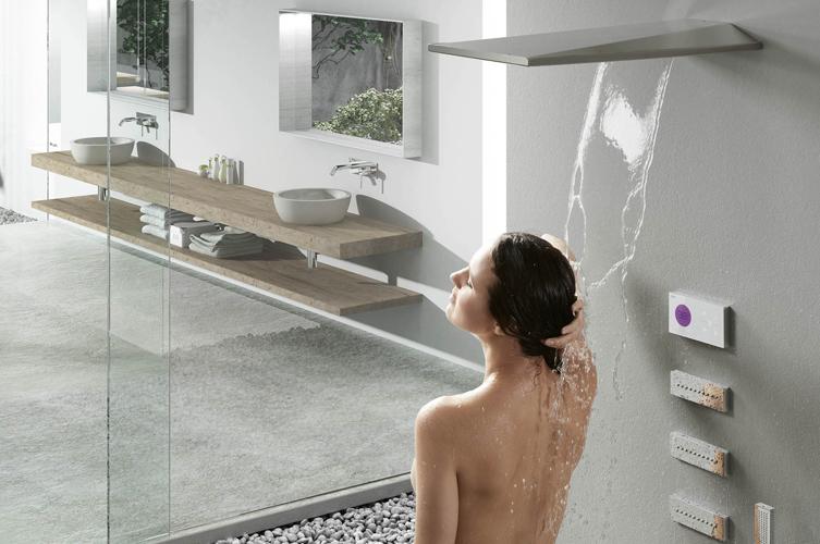 Tres Griferia Shower Technology