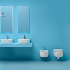 Quality, design, and innovation in sanitary fixtures
